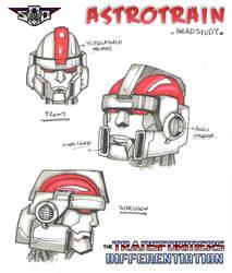 -Ation Astrotrain head by Tf-SeedsOfDeception