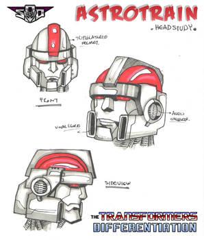 -Ation Astrotrain head