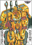Art for Sentinel Prime