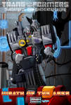 Wrath Of The Ages 4 - MegatronCover - CRStudio by Tf-SeedsOfDeception
