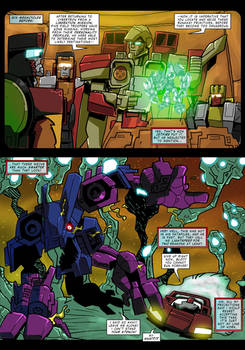 Terrorcon Hunt act 1, page 2