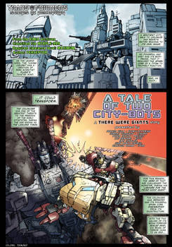 A Tale of Two City-Bots - page 1