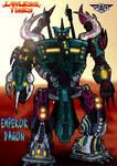 Lawless Times Emperor Dagon