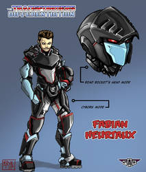 Ation RoadRocket Headmaster FabianHeurtaux by Tf-SeedsOfDeception