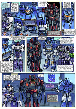The Transformers - Trannis - page 11