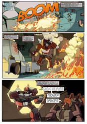 The Transformers - Trannis - page 13 by Tf-SeedsOfDeception