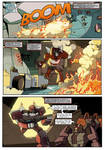 The Transformers - Trannis - page 13