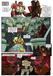 The Transformers - Trannis - page 14 by Tf-SeedsOfDeception