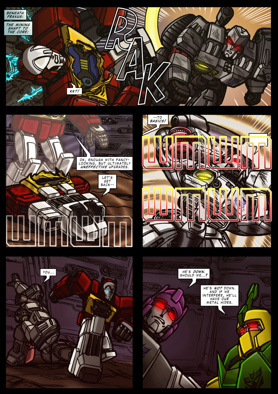 Wrath of the Ages 5 - page 4