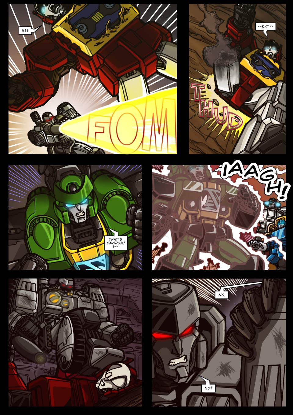 Wrath of the Ages 5 - page 5