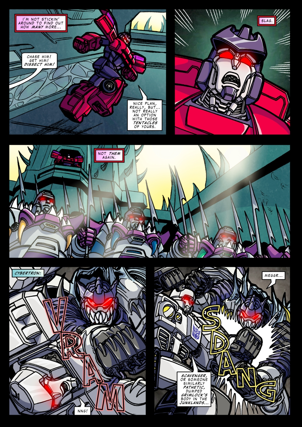 Wrath of the Ages 5 - page 7