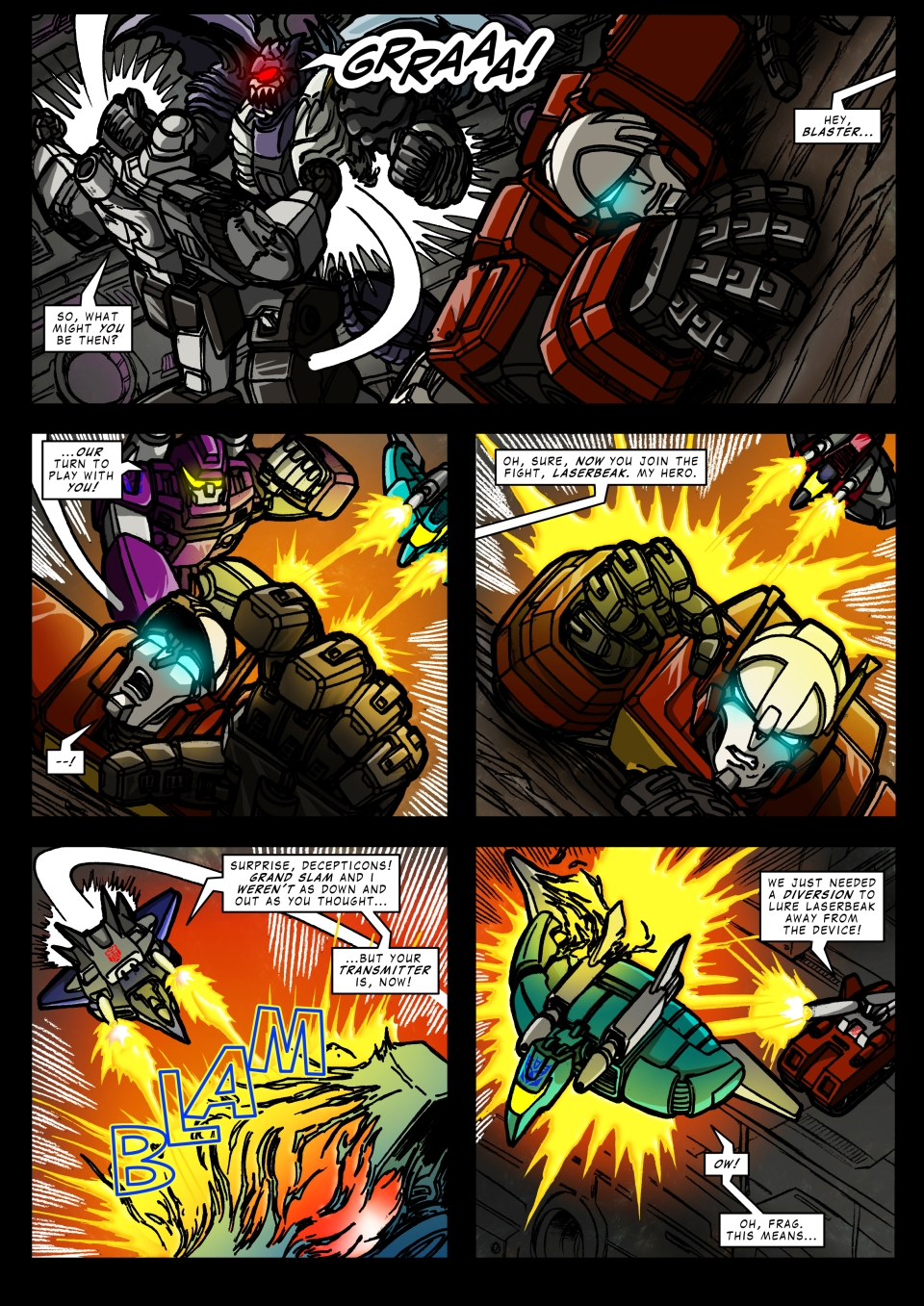 Wrath of the Ages 5 - page 8