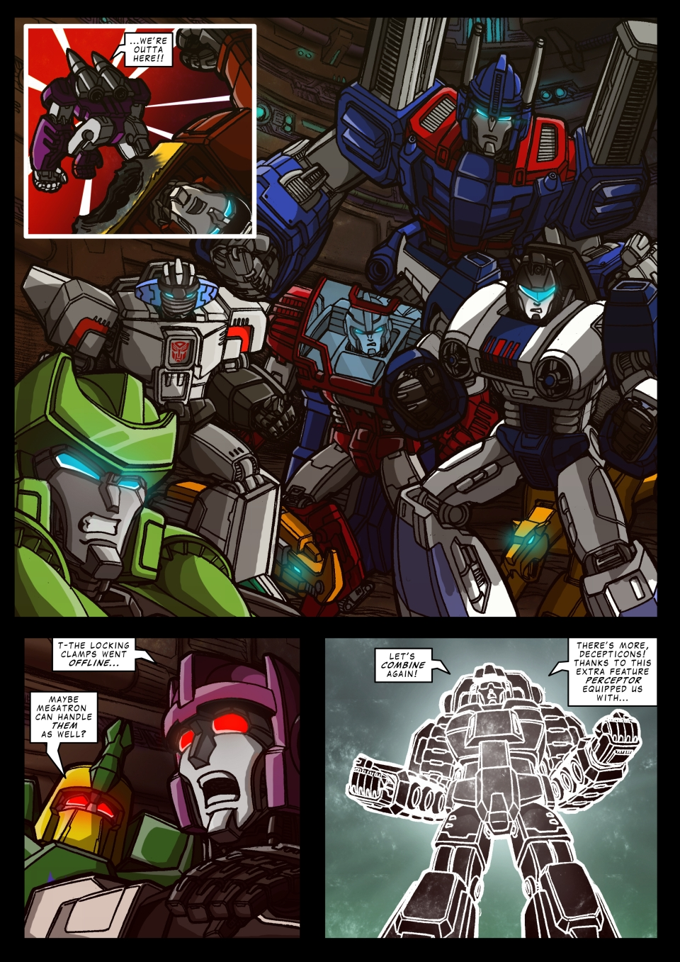 Wrath of the Ages 5 - page 9