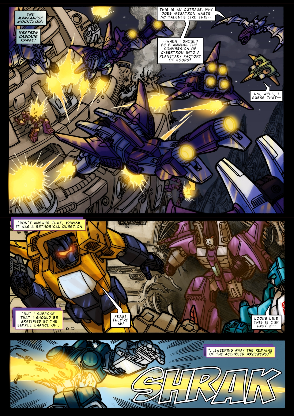 Wrath of the Ages 5 - page 11