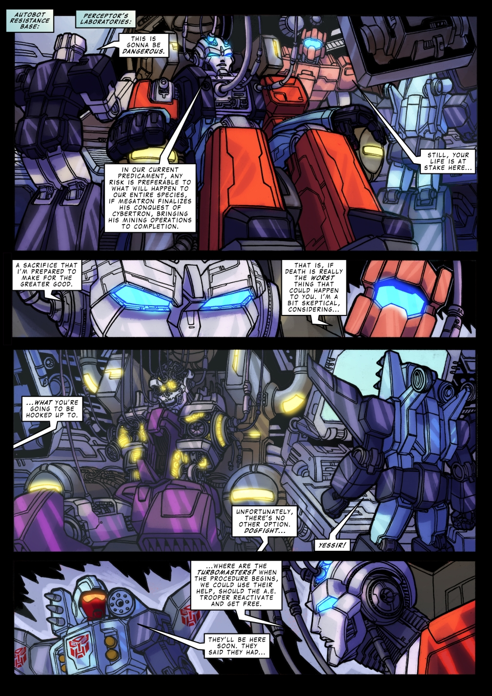 Wrath of the Ages 5 - page 14