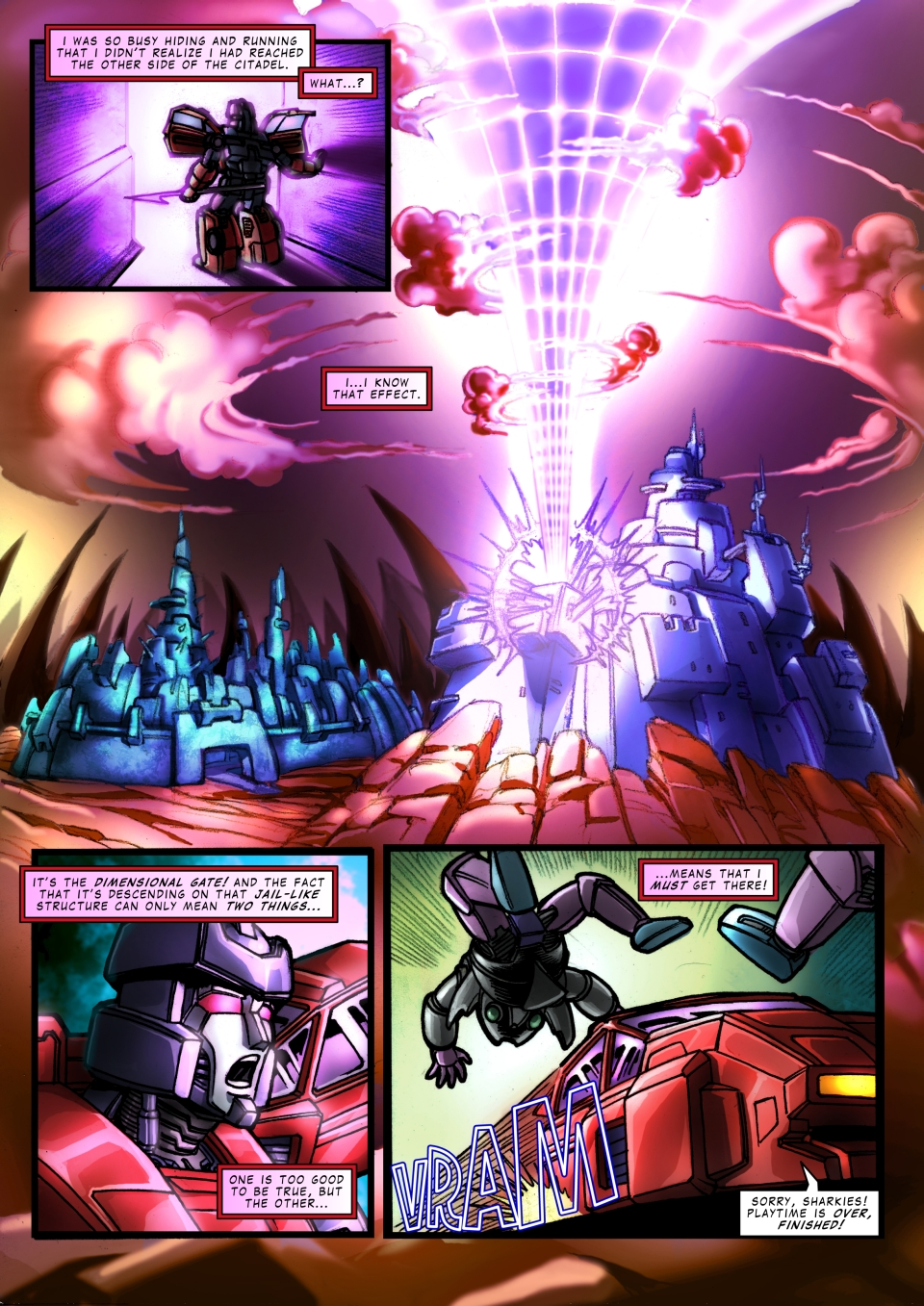Wrath of the Ages 5 - page 17