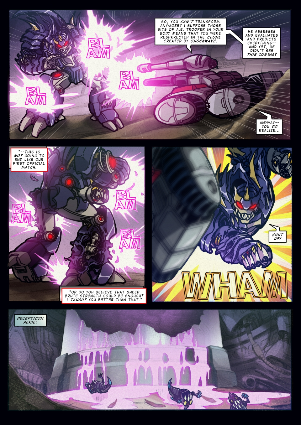 Wrath of the Ages 5 - page 20