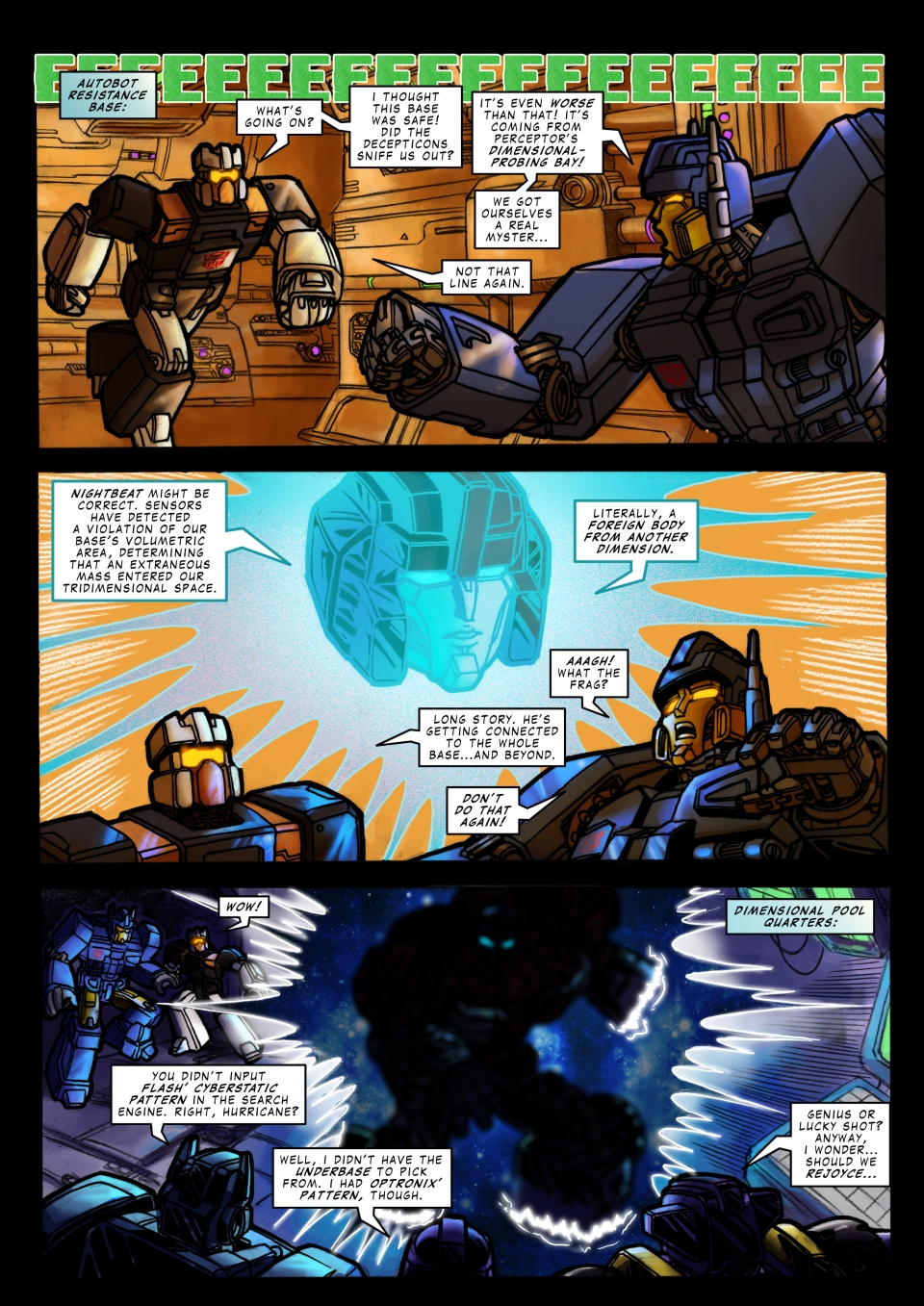 Wrath of the Ages 5 - page 21