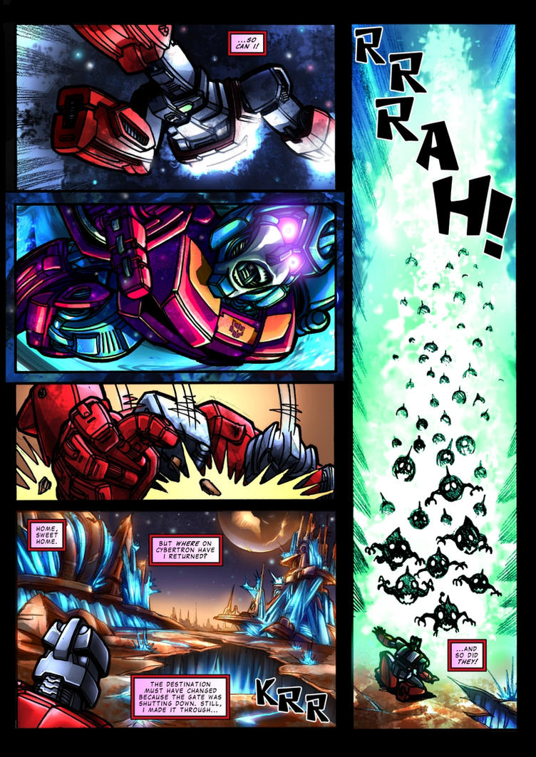 Wrath of the Ages 6 - page 5 by Tf-SeedsOfDeception