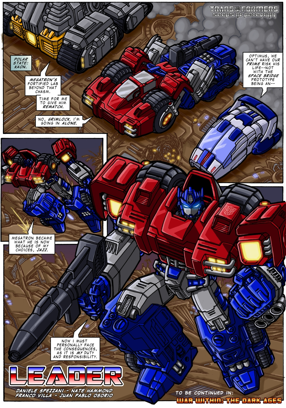 The Transformers - Leader