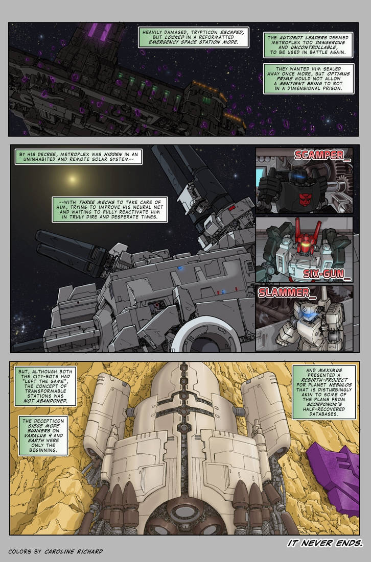 A Tales of Two City-Bots - page 6 by Tf-SeedsOfDeception