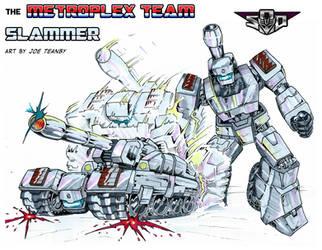 SoD Slammer - transformation