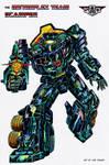 SoD Scamper - robot mode