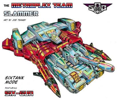 SoD Slammer - SixTank mode