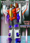 09 - Starscream - Act IV Cover - Into the Arena
