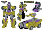 SoD Swindle - War Within model sheet