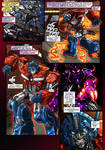 The Transformers: Magnificent Crisis - page 1