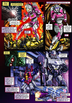 The Transformers: Magnificent Crisis - page 4