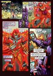 The Transformers: Magnificent Crisis - page 6 by Tf-SeedsOfDeception