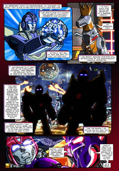 The Transformers: Magnificent Crisis - page 7