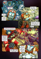 The Transformers: Magnificent Crisis - page 8 by Tf-SeedsOfDeception