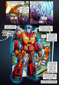 The Transformers: Magnificent Crisis - page 10