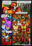 The Transformers: Magnificent Crisis - page 11