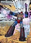 The Transformers: Diaclone base Stalwart