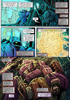 The Transformers - Trannis - page 16