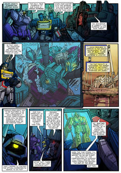 The Transformers - Trannis - page 17