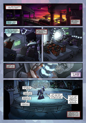 The Transformers - Trannis - page 18