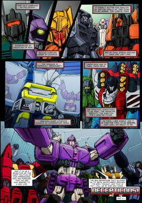 The Transformers - Trannis - page 19