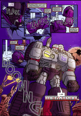 The Transformers - Trannis - page 20