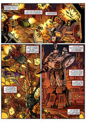 The Transformers - Trannis - page 21 by Tf-SeedsOfDeception
