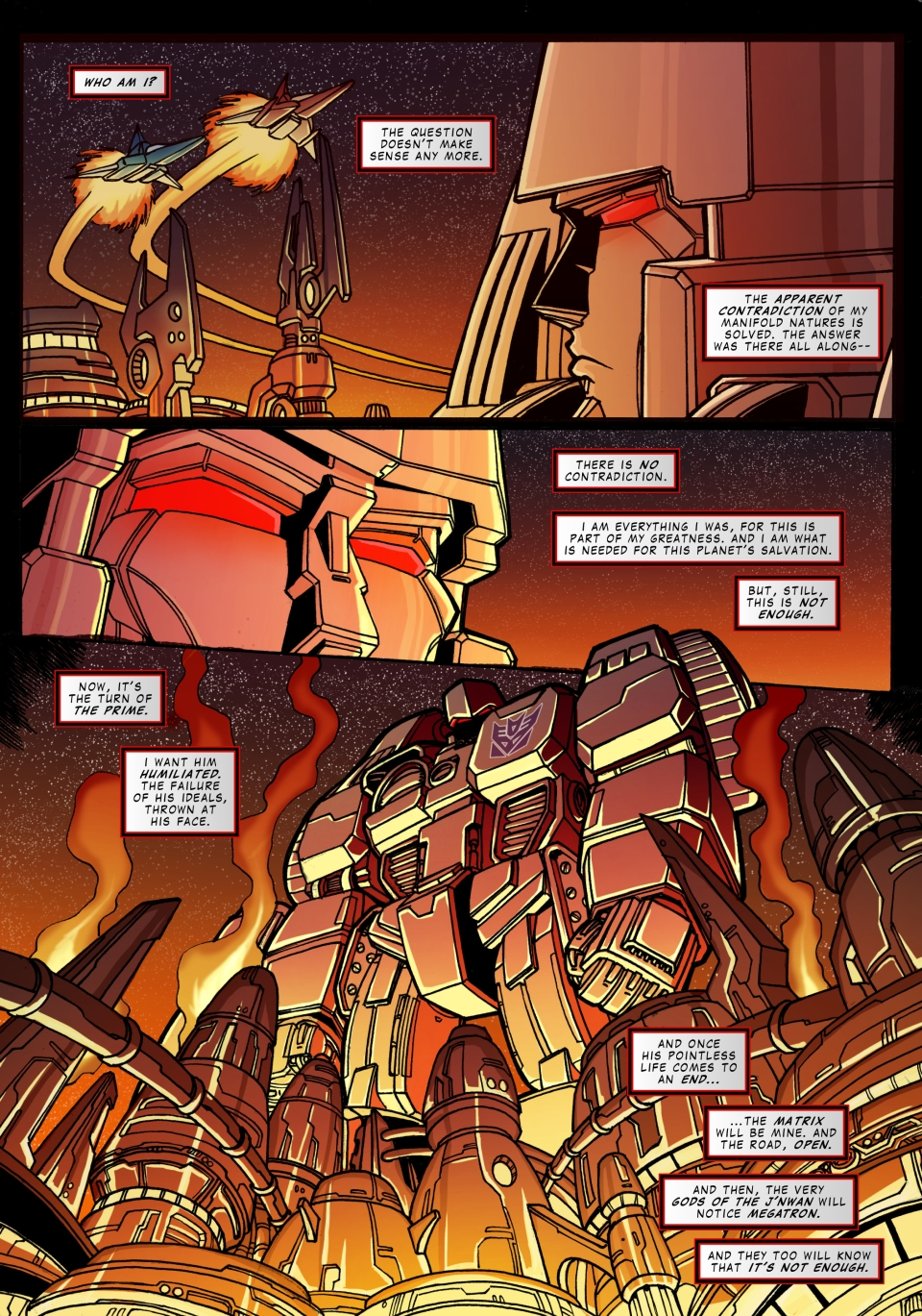 The Transformers - Trannis - page 22 by Tf-SeedsOfDeception