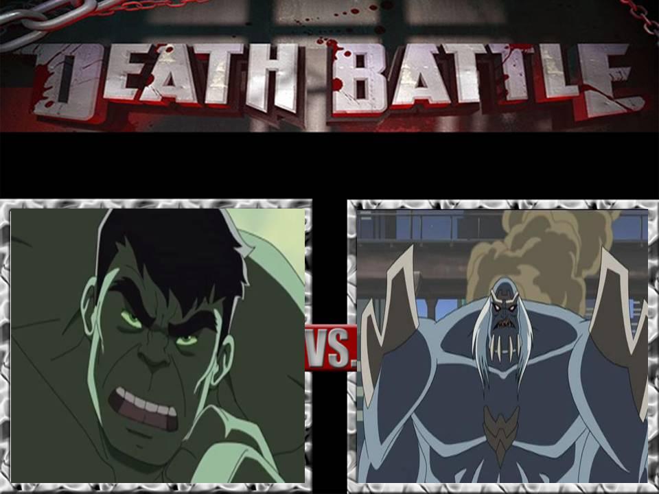 Death Battle Hulk vs Doomsday by jss2141 on DeviantArt Doomsday Vs Hulk Death Battle