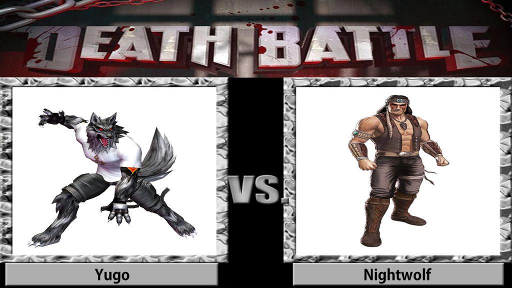 Death Battle Yugo vs Nightwolf by jss2141 ...