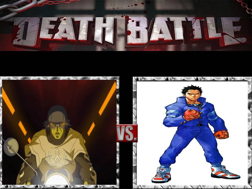Death Battle Yugo Ogami vs Batsu Ichimonji by jss2141 ...