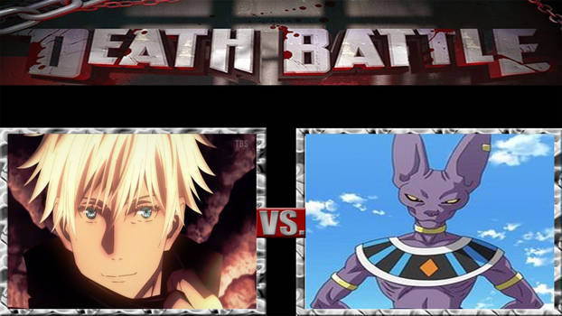 Death Battle Satoru Gojo vs Beerus