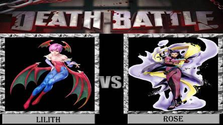 Death Battle Lilith vs Rose